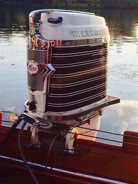 mercury boat motors history 41 best outboard motors images on pinterest vintage