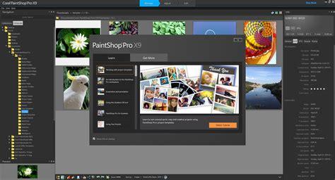 resident card template paint shop pro corel paintshop pro x9 pcmag