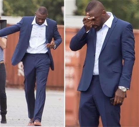 photos ladies only hollywood actor idris elba is packing