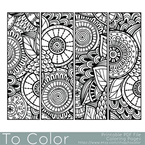 coloring pages patterns pdf printable pattern coloring page bookmarks pdf jpg