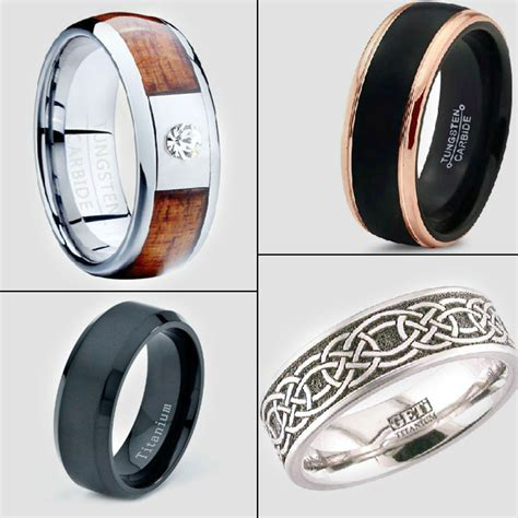 Wedding Rings For Guys by Cool Wedding Rings For Guys Buyretina Us