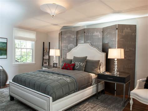 Gray Master Bedrooms Ideas Hgtv Bed Rooms