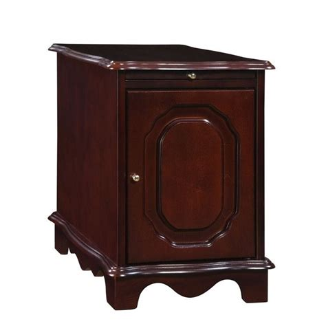 Magazine Cabinet by Powell Furniture Heirloom Magazine Cabinet End Table In