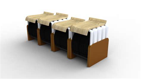 designboom benches tire bench designboom com