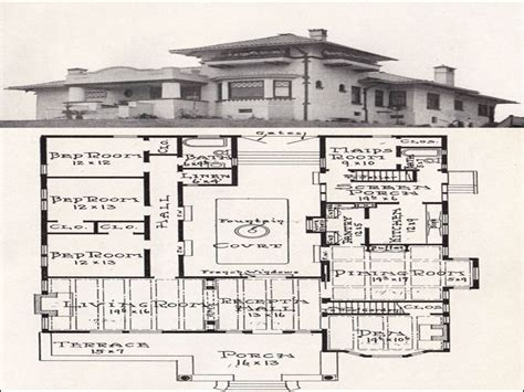 mission style house plans mission style house plans with