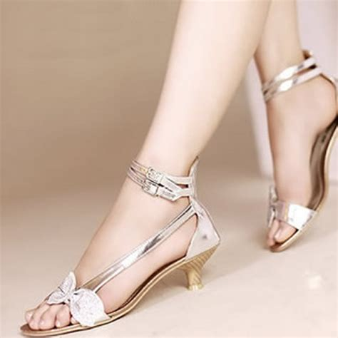 Bridal Low Heels by The Coziness Of Low Heeled Wedding Shoes