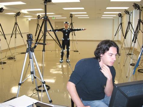 motion capture system uc merced adopts vicon f40 motion capture system