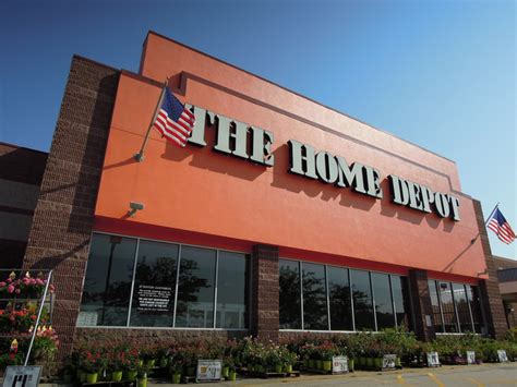 the home depot fonts in use