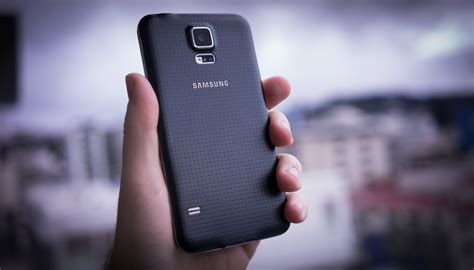 a samsung samsung galaxy s5 review incremental is the new cool