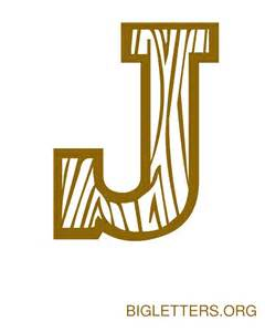 Wooden Letter Templates by Big Decorative Wooden Style Letters Big Letters Org