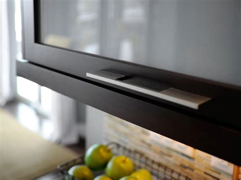 modern kitchen cabinet hardware pulls kitchen cabinet pulls pictures options tips ideas hgtv