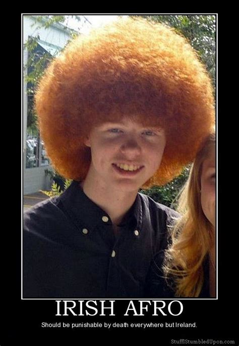 Funny Irish Memes - irish afro redhead afro meme joke lol funny jpg 640 215 929