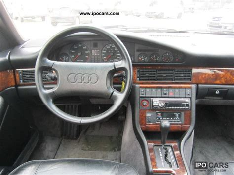 electric power steering 1991 audi 200 navigation system 1991 audi v8 air leather car photo and specs