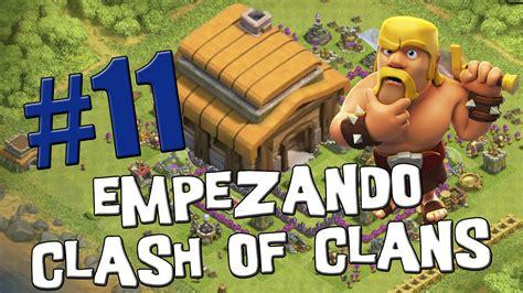 clash of clans android liga cristal conseguida empezando clash of clans con android 11 espa 241 ol