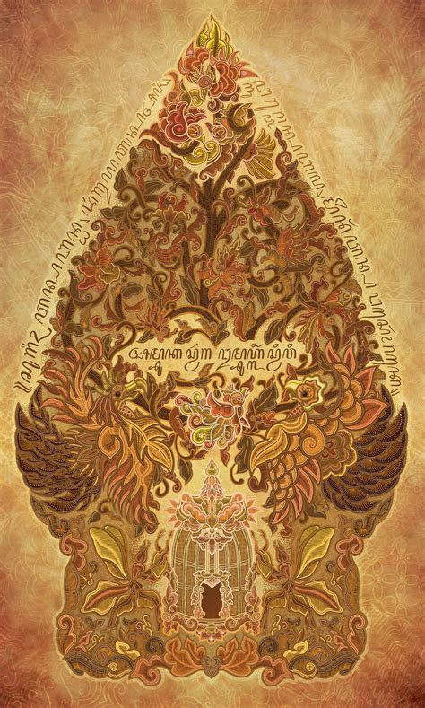 wallpaper batik wayang ambuka swarga umbuling swiwi by k lenx on deviantart