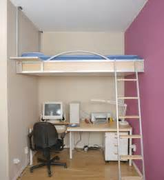 Bed For Small Space by Not Just For Kids 7 Space Saving Amp Sized Loft Beds
