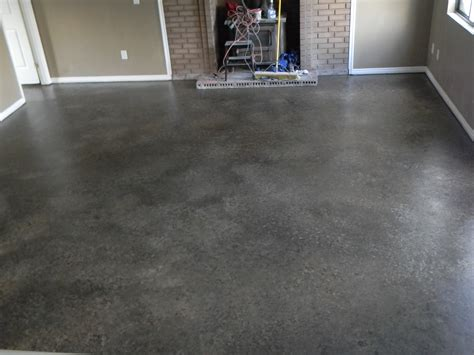 cement floor paint colors image mag