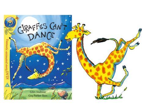 libro giraffes cant dance giraffes can t dance children s book awards junior