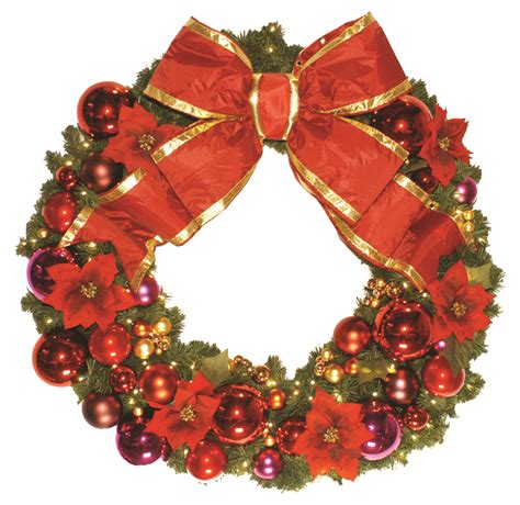 Nice Big Christmas Wreath #1: PiqddRAi9.jpg