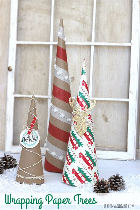 happy holiday tree ribbon happy holidays easy lighted ribbon garland tatertots and jello