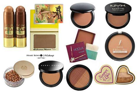 best bronzer for light skin best bronzers in india for fair medium deeper skintones