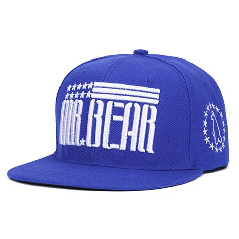 2015 new brand cool hip hop cap embroidery