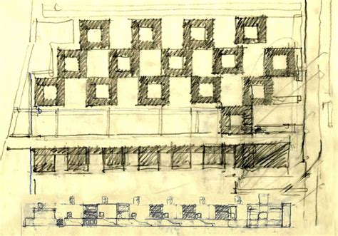 Kitchen Design Sketch new campus for the indian institute of management