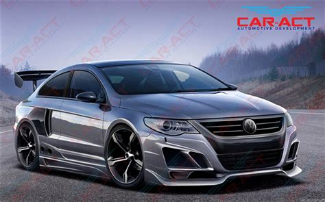 Volkswagen Cc Kit by Volkswagen Cc 09 12model Tune Into Abt Kit