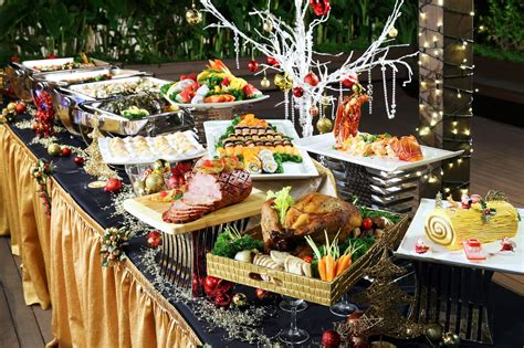 christmas catering ideas celebrate your new year with forte restaurant quality festive buffet