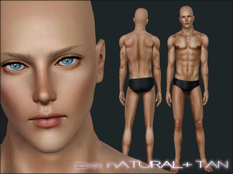 sims 4 custom content skin mod the sims eskin natural