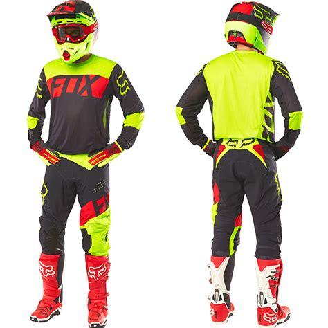 neon motocross gear 2016 fox flexair libra gear combo pro style mx