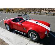 1967 SHELBY COBRA RE CREATION ROADSTER  116429
