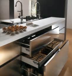 Italian Kitchen Cabinet Italian Stainless Steel Kitchen Cabinets Elektra Ernestomeda