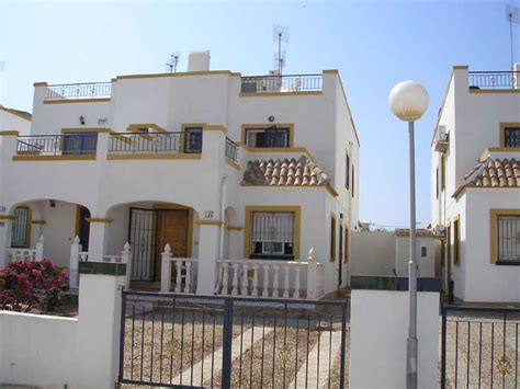 Three Bedroom House Large Picture Rent Torrevieja Jardin Del Mar