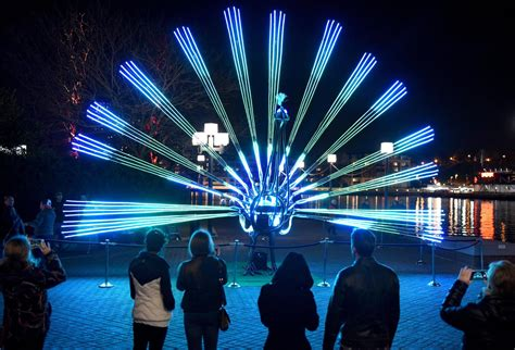 lights baltimore 12 things not to miss at light city baltimore 2017 baltimore sun