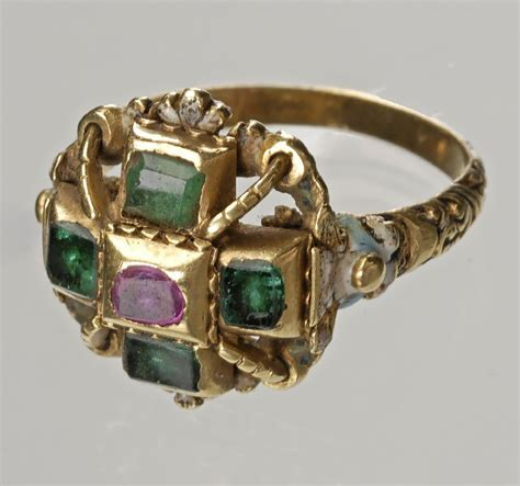 ring half of the 17th century hungary presumably