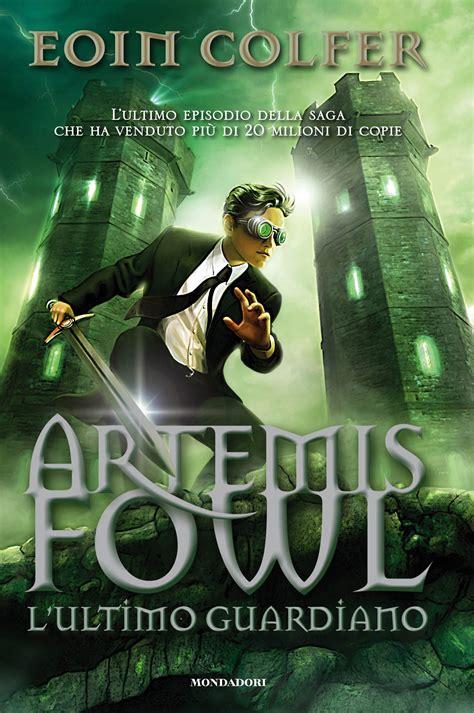 Artemis Fowl The Last Guardian artemis fowl italian cover humanitysdarkerside