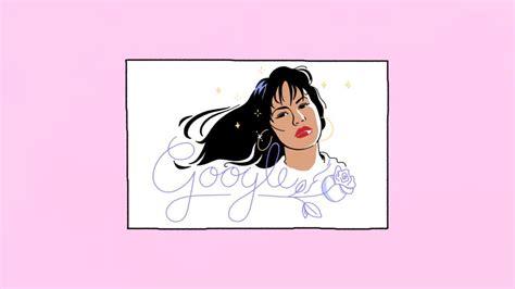 doodle de hoy homenajea a selena con el doodle de hoy e