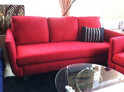 Reddy Comfortable Fabric Sofa Fabric Sofas