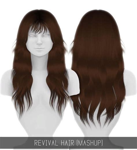 simplicity hair cc sims 4 simplicity revival hair sims 4 cc pinterest sims