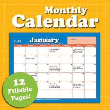 printable calendar you can type into introducing the calendar that never runs out our monthly