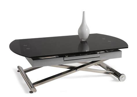 Table Basse Dessus Verre