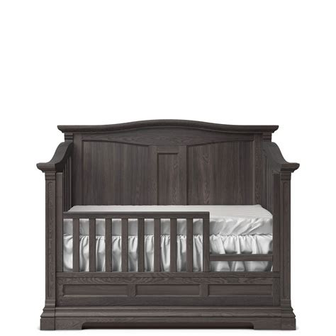 Solid Back Panel Convertible Cribs Solid Back Panel Convertible Cribs Usa Made Baby Nursery Abc Amish Raised Panel Convertible