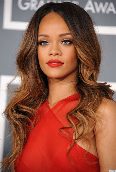 Images Of Rihanna Hairstyles by Rihanna S Grammys Hair Is The Best Thing About The Grammys