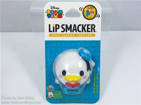 Lip Smacker Tsum Sum tsum tsum lip smackers review tsum tsum central