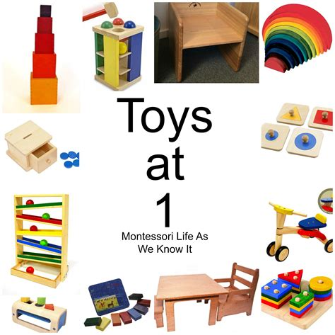 gifts for 1 year olds gift ideas for one year montessori as we it
