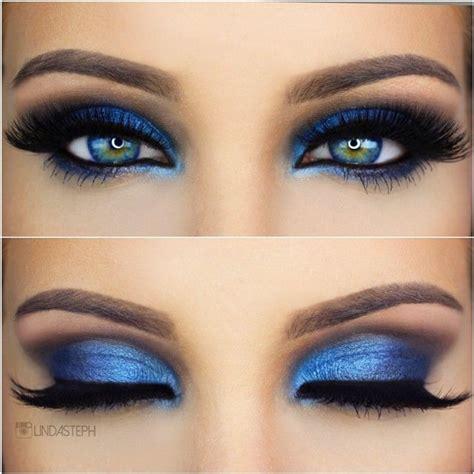 tutorial makeup rock how to rock blue makeup looks 20 blue makeup ideas