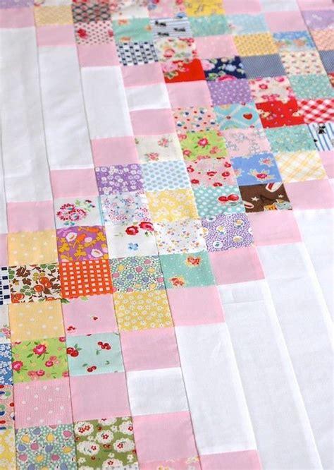 tutorial quilting general free tutorial scrappy irish chain quilt by jessie