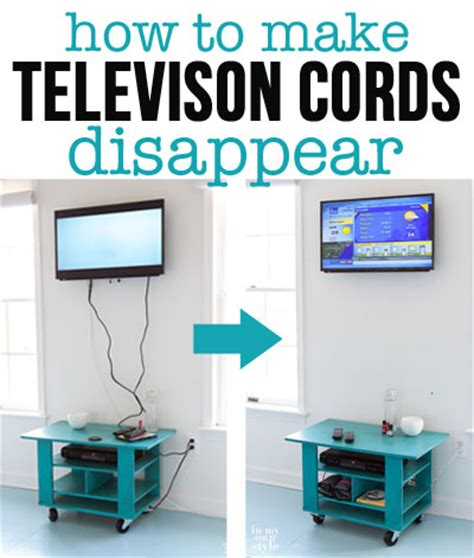 How To Hide Wires From Wall Mounted Tv How To Hide Cords On A Wall Mounted Tv In My Own Style