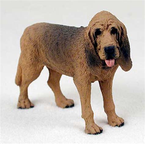 bloodhound hand painted collectible dog figurine ebay